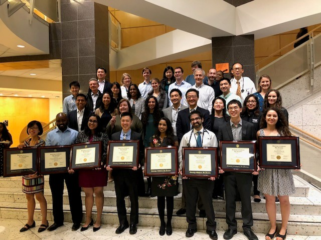 2018 UCSF Nephrology Graduation