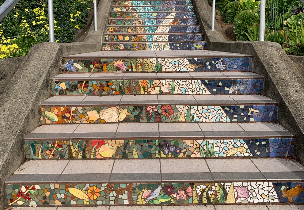 16th ave steps