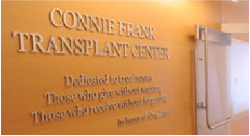 Connie Frank Transplant Center